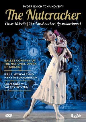 【OpusArte&BelAirフェア】キエフ・バレエ「くるみ割り人形」 (直輸入DVD)