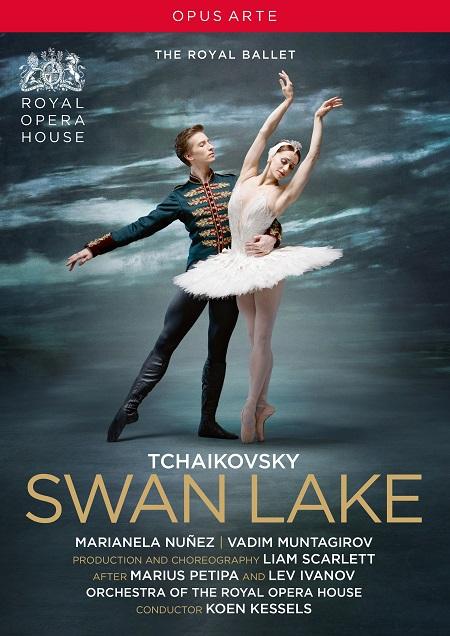 【特典付き】英国ロイヤル・バレエ「白鳥の湖」リアム・スカーレット版 (直輸入DVD)
