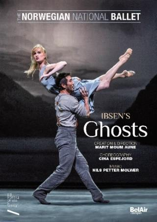 ノルウェー国立バレエ「幽霊(ゴースト)」 (直輸入DVD)