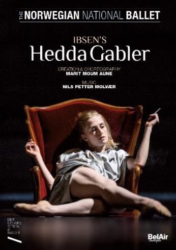 【OpusArte&BelAirフェア】ノルウェー国立バレエ「ヘッダ・ガーブレル」 (直輸入DVD)