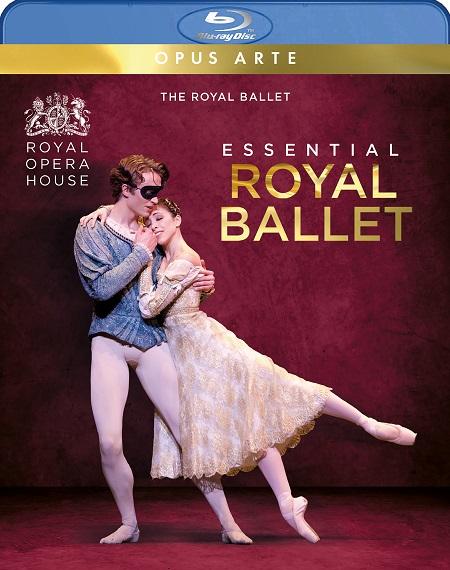 「エッセンシャル・ロイヤル・バレエ~英国ロイヤル・バレエの魅力のすべて」(直輸入Blu-ray)