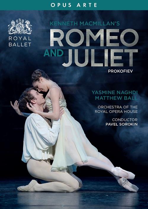 【6月上旬発売予定 ご予約】英国ロイヤル・バレエ「ロミオとジュリエット」ナグディ&ボール(直輸入DVD)
