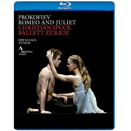 【OpusArte&BelAirフェア】チューリッヒ・バレエ「ロメオとジュリエット」(直輸入Blu-ray)