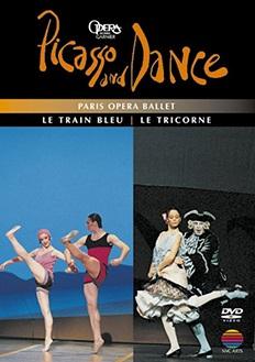 パリ・オペラ座バレエ ピカソとダンス「青列車」「三角帽子」(DVD)