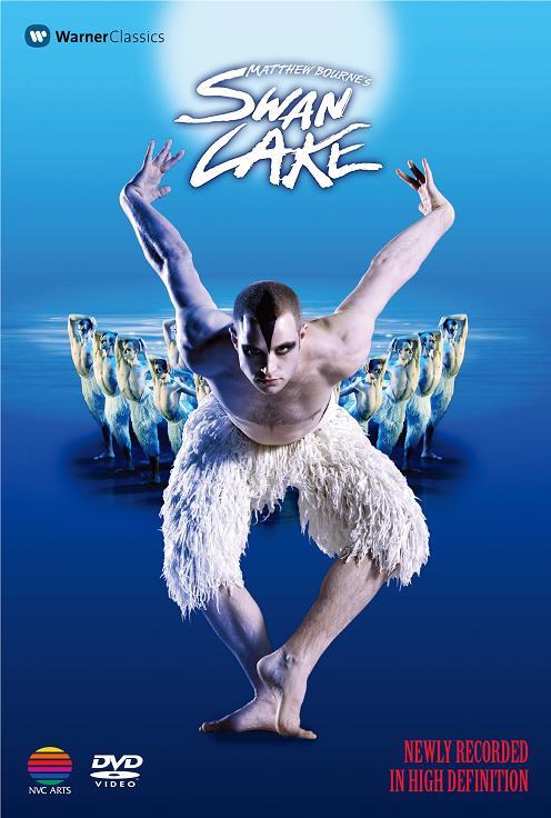 マシュー・ボーンの「白鳥の湖」2010年版(DVD)