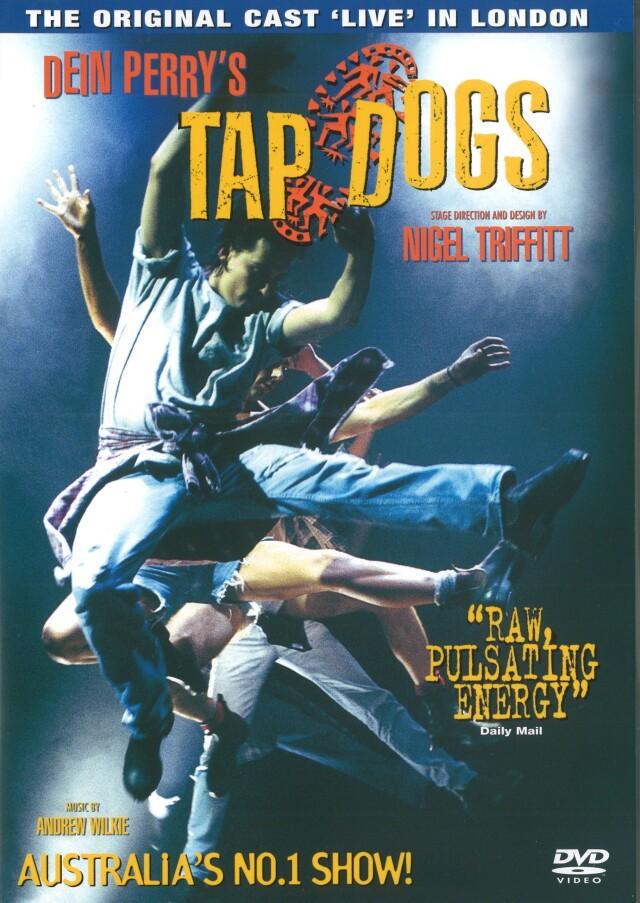 タップ・ドッグス パフォーマンス・イン・ロンドン(直輸入DVD)