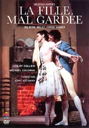 ロイヤル・バレエ「ラ・フィーユ・マル・ガルデ」(DVD)