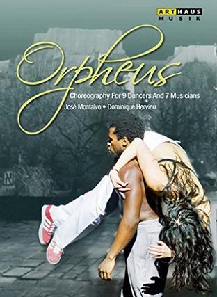 オルフェウス ~9人のダンサーと7人のミュージシャンのためのコレオグラフィ(直輸入DVD)