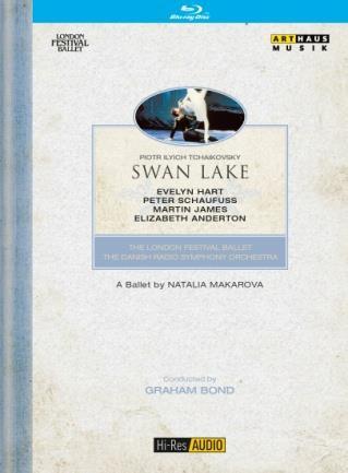 【OpusArte&BelAirフェア】イヴリン・ハートの「白鳥の湖」 (直輸入Blu-ray)