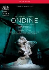 英国ロイヤル・バレエ「オンディーヌ」全3幕(直輸入DVD)