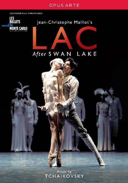 モンテカルロ・バレエ「LAC~白鳥の湖~」 (直輸入DVD)