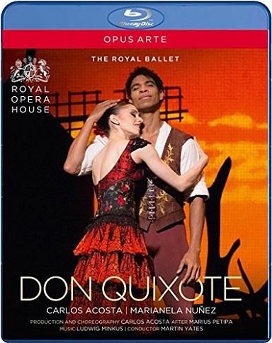 英国ロイヤル・バレエ「ドン・キホーテ」(直輸入Blu-ray)
