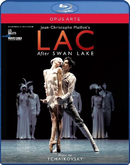 モンテカルロ・バレエ「LAC~白鳥の湖~」 (直輸入Blu-ray)
