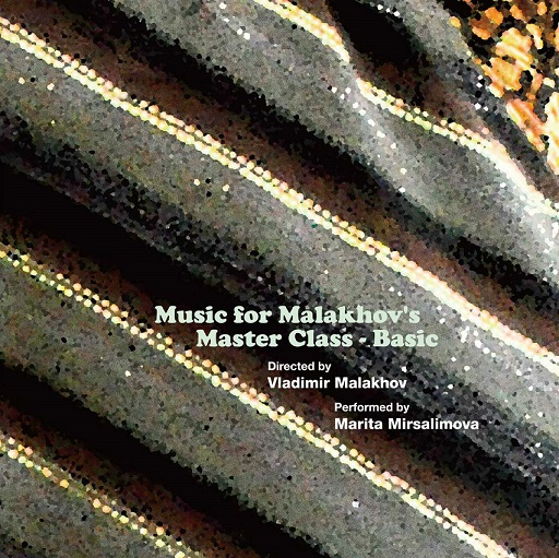 マラーホフ監修 Music for Malakhov's Masterclass Basic(CD)