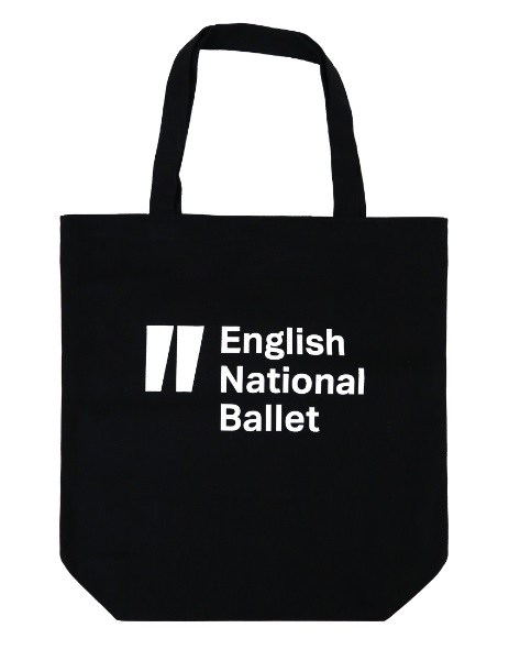 【ENB公式グッズ】トートバッグ(ブラック)