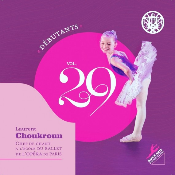 ローラン・シュクルン Laurent Choukroun Vol.29(CD)