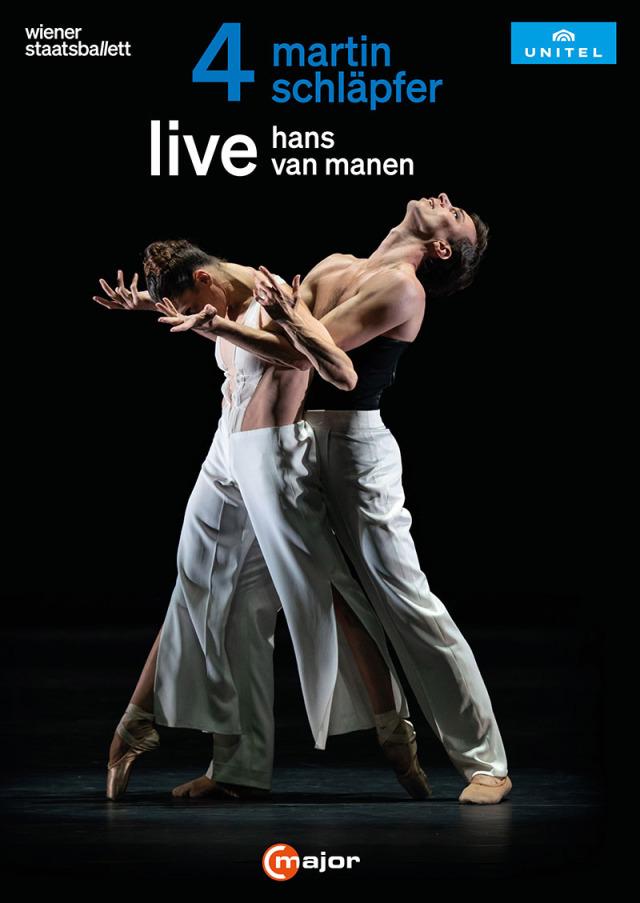 ウィーン国立バレエ「Mahler / Live」(直輸入DVD)