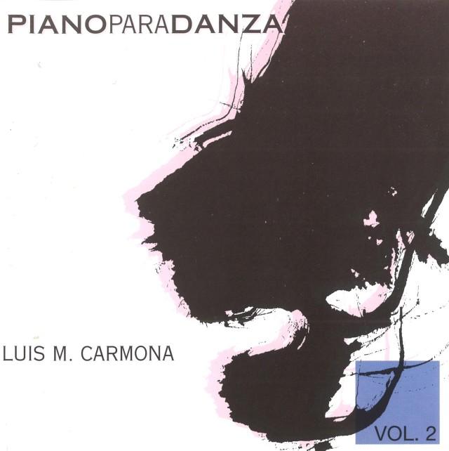 CD PIANO PARA DANZA Vol.2