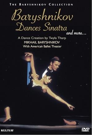 バリシニコフ・ダンス・シナトラ BARYSHNIKOV DANCES SINATRA (直輸入DVD)