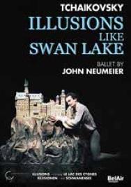 ハンブルク・バレエ 幻想・「白鳥の湖」のように〈ノイマイヤー振付〉(直輸入PAL-DVD)