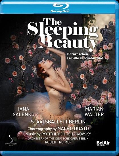ベルリン国立バレエ「眠れる森の美女」 (直輸入Blu-ray)