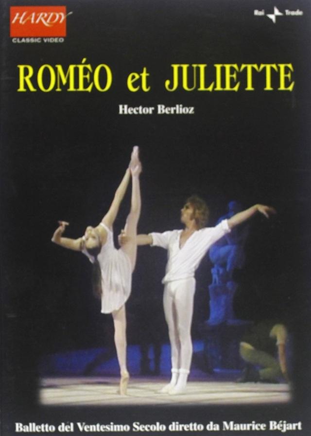 ベジャール振付 ベルリオーズ「ロメオとジュリエット」ファレル&ドン(直輸入DVD)