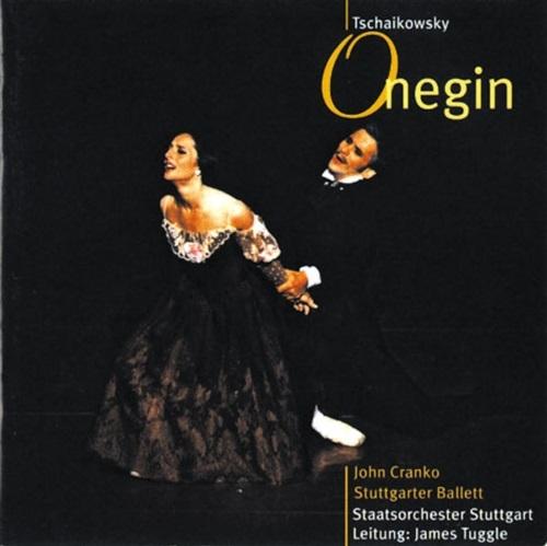 チャイコフスキー「オネーギン」 (直輸入CD)