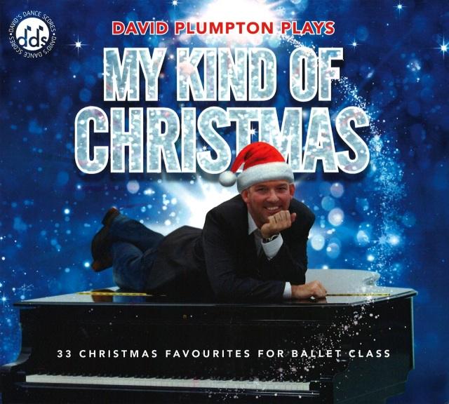 デヴィッド・プランプトン  David Plumpton: My Kind of Christmas (直輸入CD)