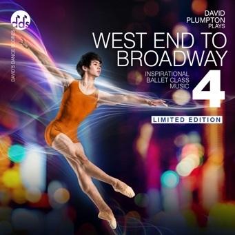 デヴィッド・プランプトン  David Plumpton: West End to Broadway4 (直輸入CD)