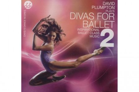デヴィッド・プランプトン  David Plumpton: Divas For Ballet 2 (直輸入CD)