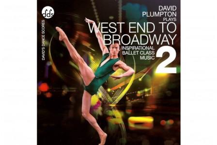 デヴィッド・プランプトン David Plumpton: West End to Broadway 2(直輸入CD)