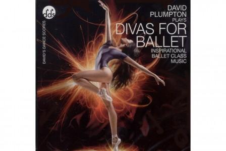 デヴィッド・プランプトン  David Plumpton: Divas For Ballet (直輸入CD)