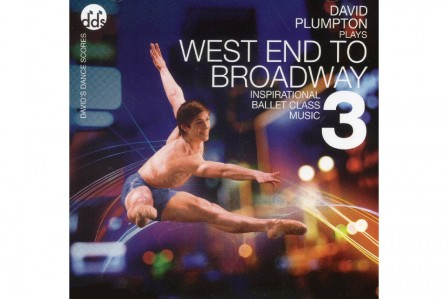 デヴィッド・プランプトン David Plumpton: West End to Broadway 3(直輸入CD)