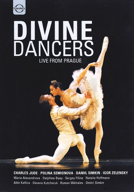 【OpusArte&BelAirフェア】ディヴァイン・ダンサーズ プラハ・ライヴ(直輸入DVD)