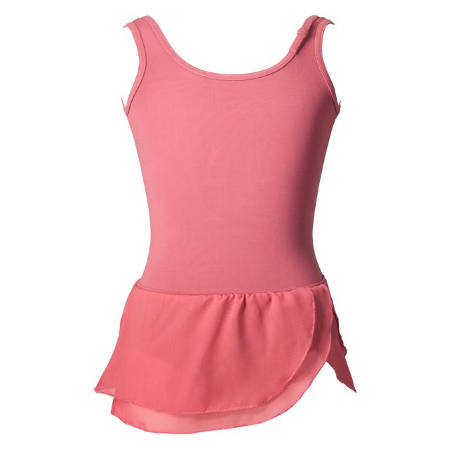 【SALE】〈レペット〉 DE673 スカート付きレオタード