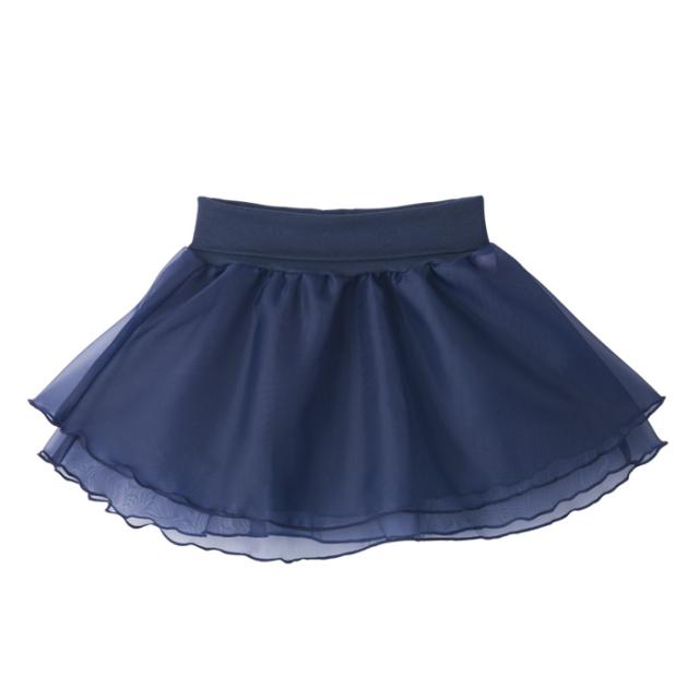【SALE】884241〈ピィー・カブ〉 ダブルスカート M~Lサイズ