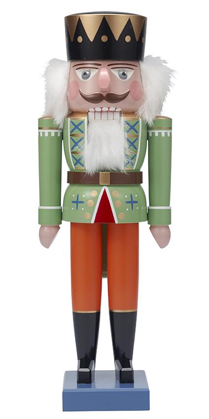 緑の王様 くるみ割り人形