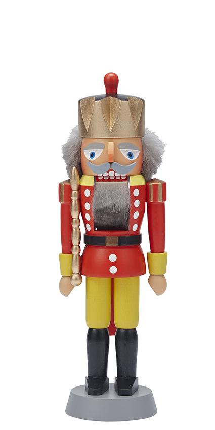 王様ミニ くるみ割り人形