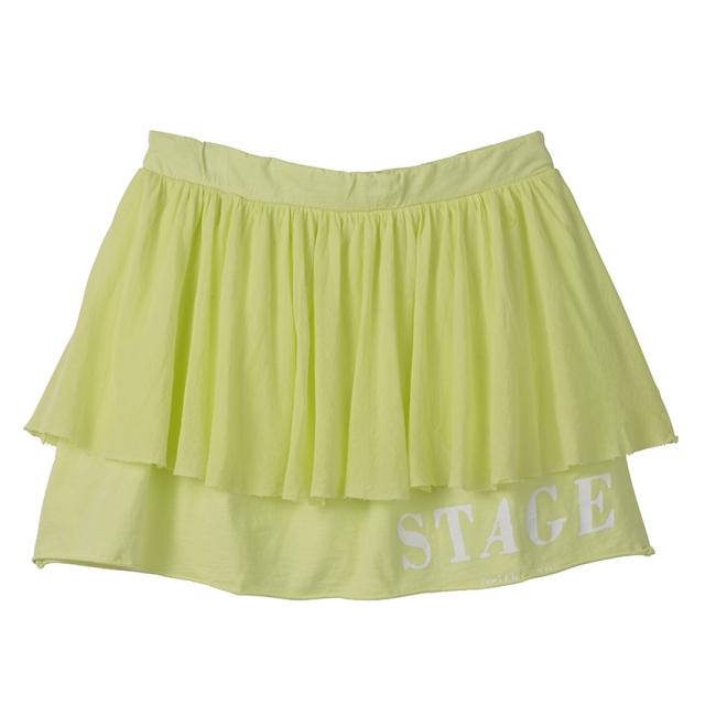 【SALE】〈danza ダンツァ〉39222-2074 ダブルスカート
