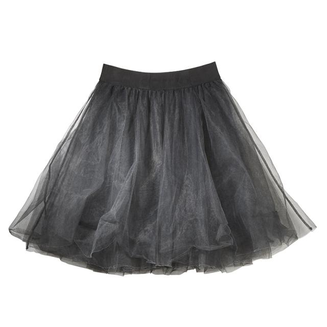 〈danza ダンツァ〉45222-2053 チュールスカート
