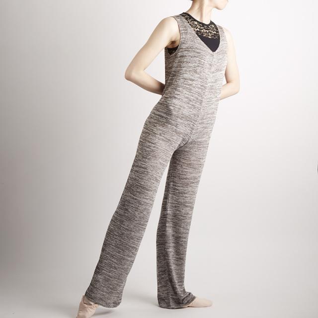 【SALE】〈Basilica Dancewear〉BODY WARMER/オールインワン