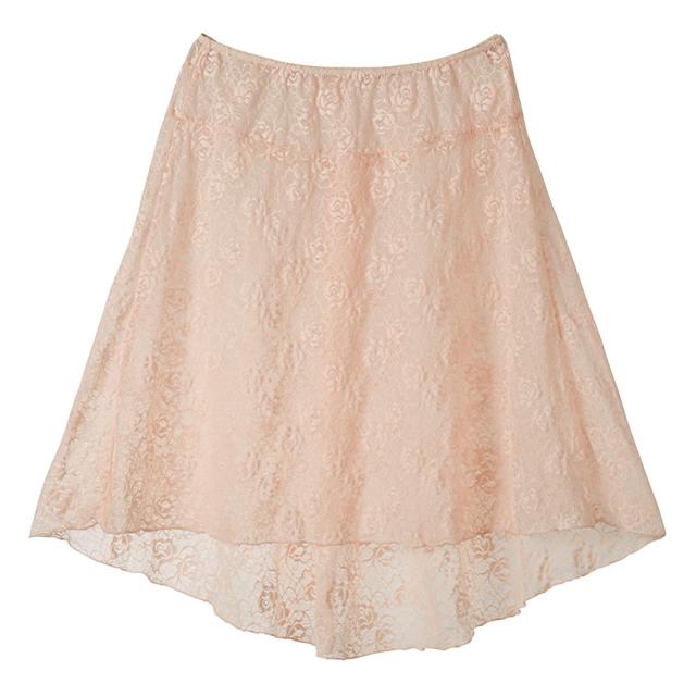 【期間限定価格】〈Ballet Rosa バレエローザ〉NOZOMI/レーススカート(ノゾミ)