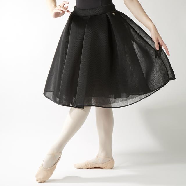 〈レペット〉R0119 ボリュームスカート