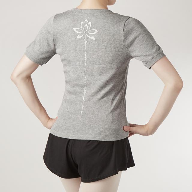 【SALE】〈レペット〉S0420 バックプリントTシャツ