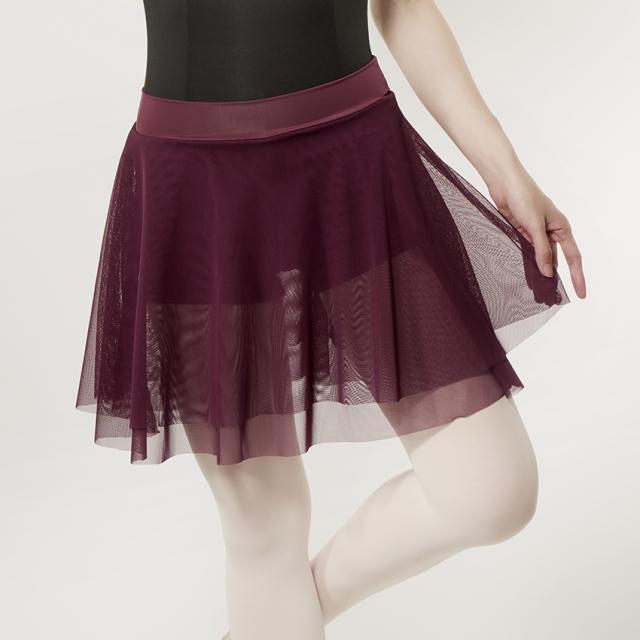 884579〈ピィー・カブ〉パンツ付きスカート