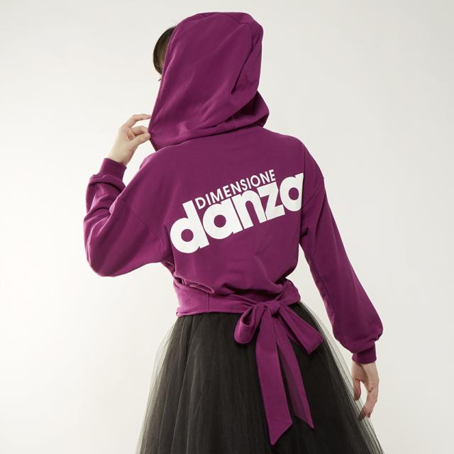 【SALE】〈danza ダンツァ〉50222-4032 フーディーカシュクール