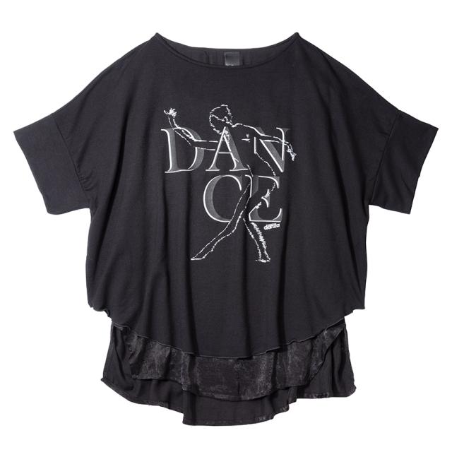 〈danza ダンツァ〉52222-4025 DANZAトップス