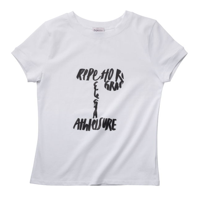 〈レペット〉R0275 レペットロゴTシャツ