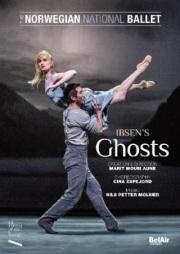 ノルウェー国立バレエ「ゴースト」 (直輸入DVD)