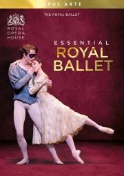 「エッセンシャル・ロイヤル・バレエ~英国ロイヤル・バレエの魅力のすべて」(直輸入DVD)